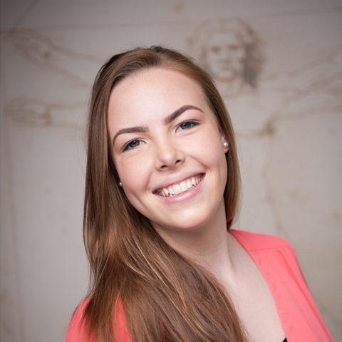 Johanna Sandau | Auszubildende Zahntechnikerin