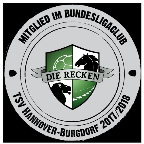 Dentallabor Altmann in Gehrden ist Sponsor des BundesligaClub des TSV Hannover-Burgdorf