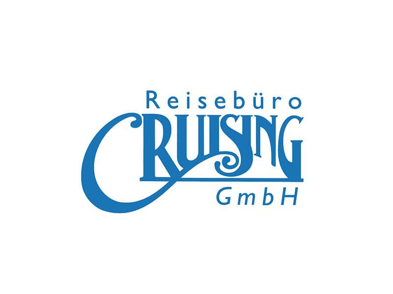 Reisebüro Cruising organisiert die Reise für Sie.